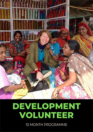 development volunteer 10months joincicd