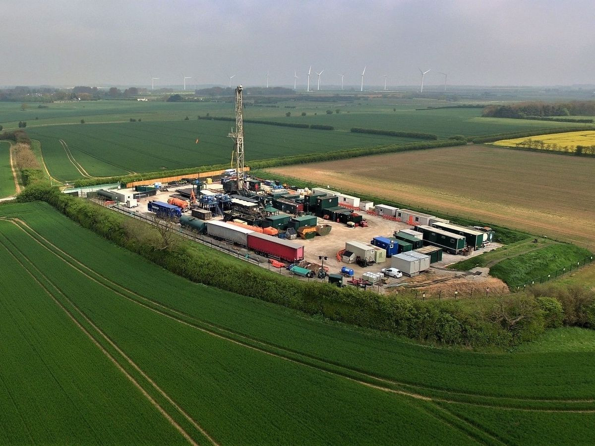 About the struggle against extracting oil and gas in East Yorkshire