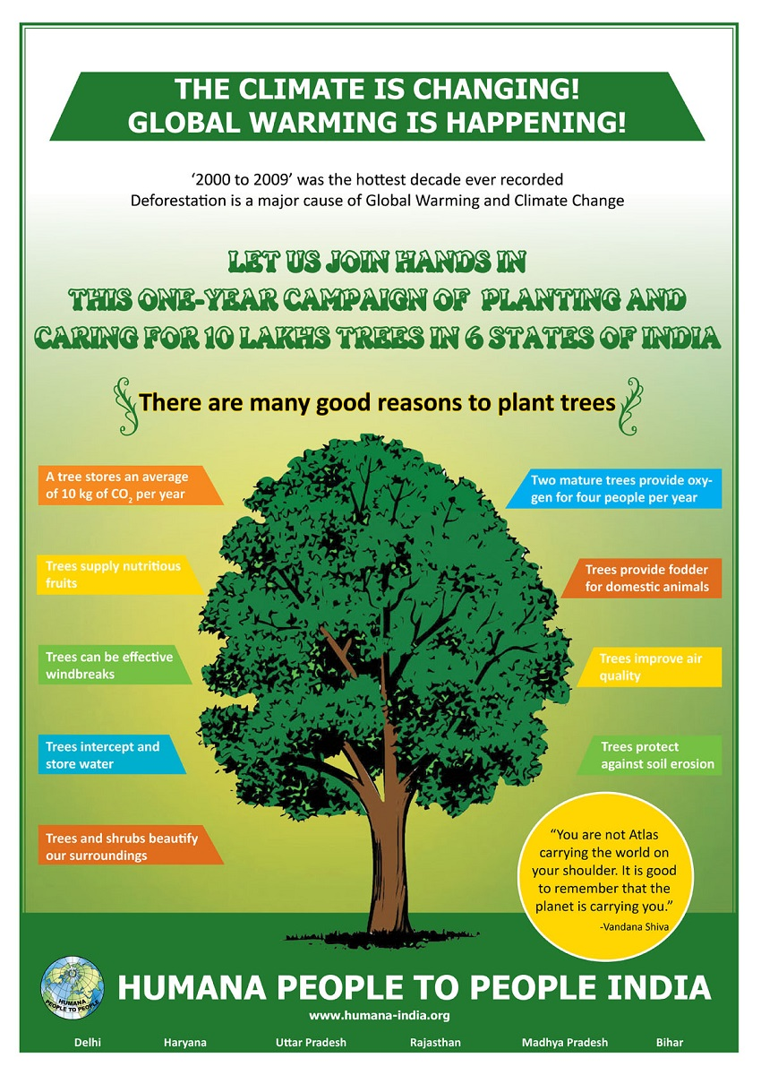 essay on importance of trees plantation Had there not been the trees, life on this planet would have been doomed to extinction long ago huge increase in pollution and population has thus certainly multiplied the importance of tree plantation and afforestation in recent times.
